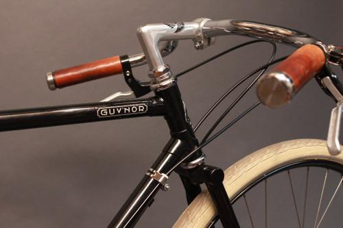 "2012 Pashley Guv'nor 3-speed Bicycle: Brooks B17 Titanium, 20.5"""