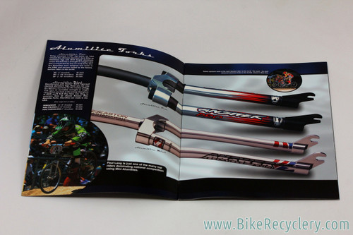 1999 Answer Manitou BMX Catalog
