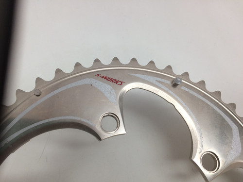 NOS Specialized S-Works Chainring: 48t x 110 BCD
