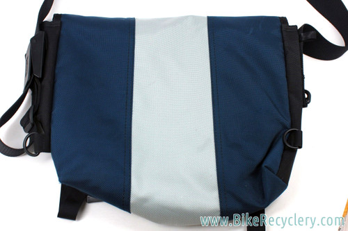 NEW Timbuk2 Classic Commuter Messenger Bag: XS - Blue & Grey - Waterproof Inner