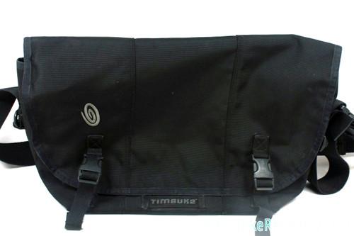 Timbuk2 Classic Commuter Messenger Bag: L / XL Deep - Black (Used)