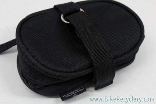 Arundel Uno(?) Saddle Bag: Black - Extra Small (New)