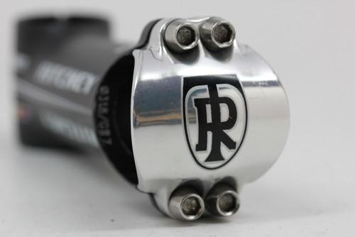 Ritchey WCS 4-Axis Threadless Stem: 120mm x 31.8mmm - 6D Degree - Ti Bolts - 120g - Black (New Take-Off)