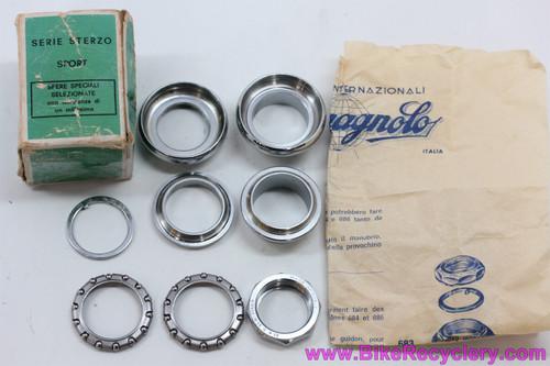 NOS/NIB Campagnolo Gran Sport Headset: Strada 1040/A - No Cup Logos