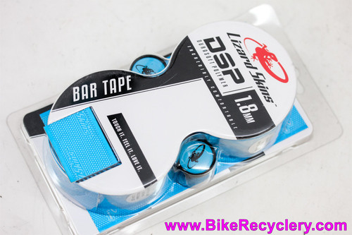 Lizard Skins DSP 1.8mm Bar Tape: SKY BLUE