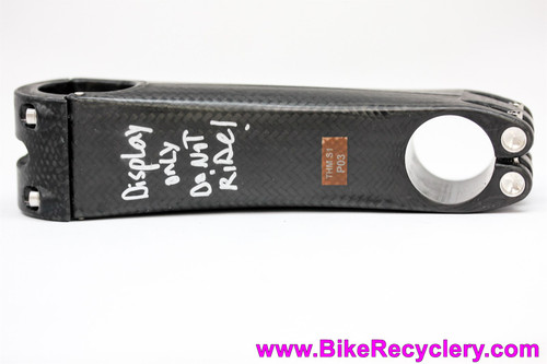 THM Fibia Stem Prototype #3: DISPLAY ONLY - 120mm - 88 Grams! (MINT)