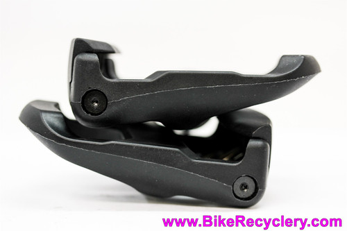 Look Keo Easy Clipless Pedals: Black (NEW)