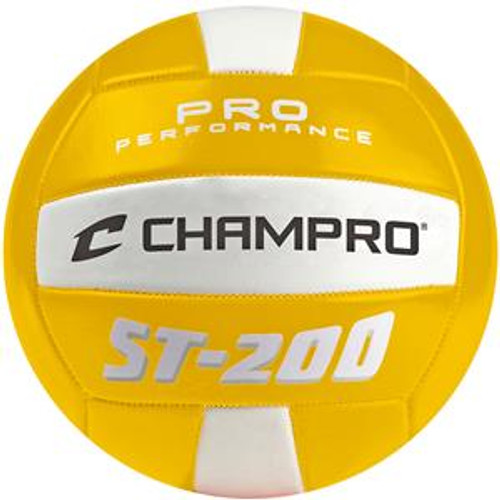 CHAMPRO ST200 PRO PERFORMANCE VOLLEYBALL - GOLD