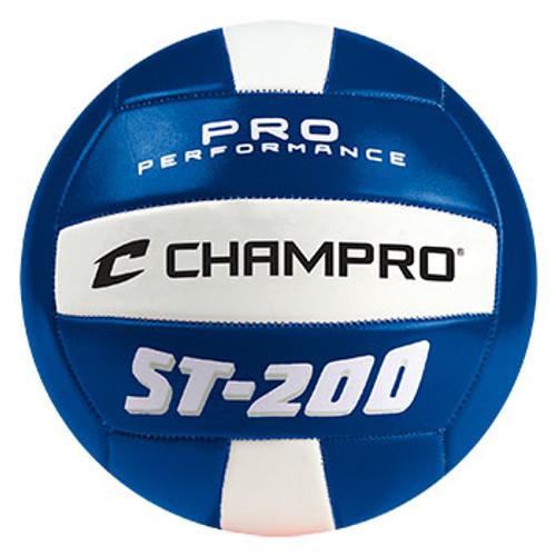 CHAMPRO ST200 PRO PERFORMANCE VOLLEYBALL - ROYAL