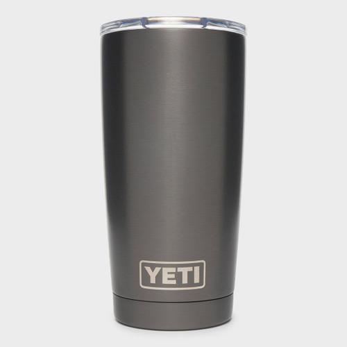 YETI 20 OZ TUMBLER - GRAPHITE