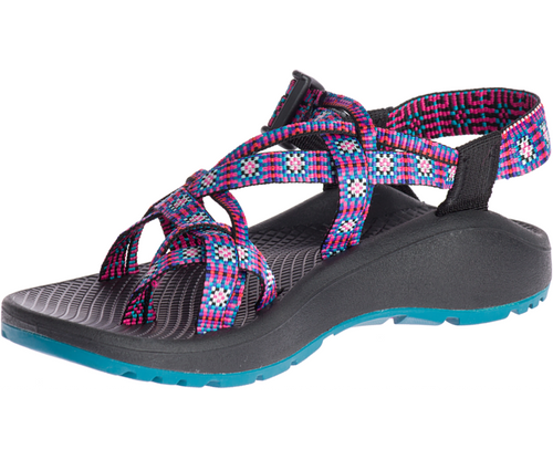 CHACO WOMEN'S Z CLOUD X2 REM  SQUARED MAGENTA