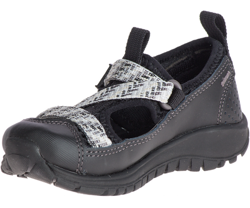 CHACO KID'S ODYSSEY BLACK