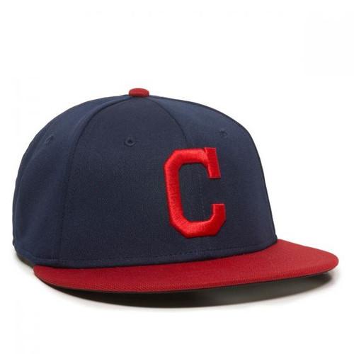 OUTDOOR CAP MLB FLEX-FIT REPLICA CAP - CLEVELAND INDIANS