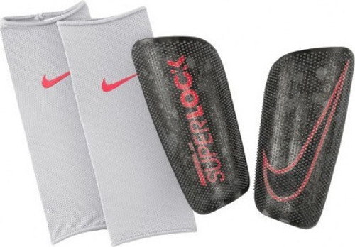 NIKE MERCURIAL SOCCER SHIN GUARDS