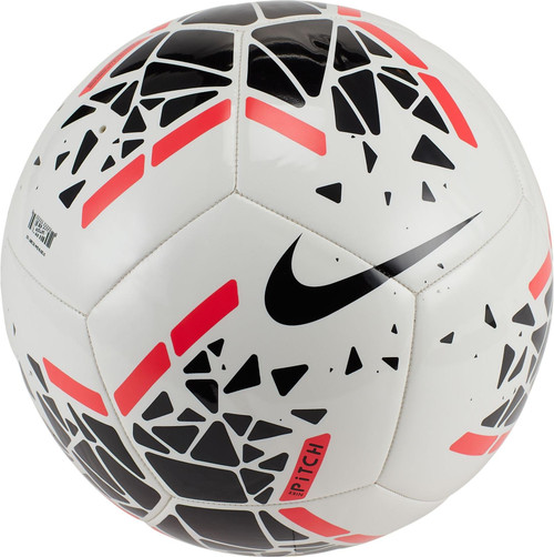 NIKE PITCH SOCCER BALL - WHITE