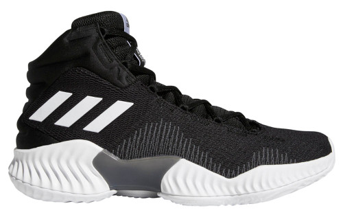 ADIDAS MEN'S PRO BOUNCE - BLACK