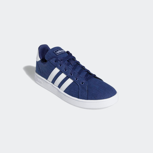 ADIDAS YOUTH GRAND COURT - NAVY