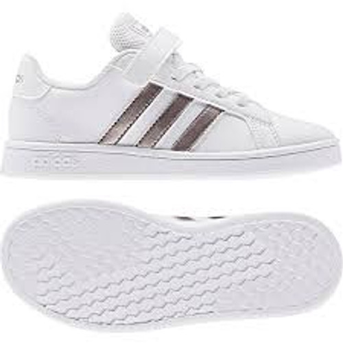 ADIDAS YOUTH GRAND COURT C TENNIS