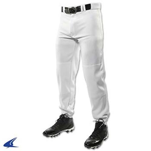 CHAMPRO ADULT TRIPLE CROWN CLASSIC PANT - WHITE