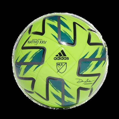 ADIDAS NAVITO 25 MLS CLUB SOCCER BALL