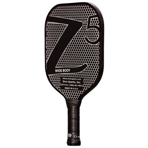 ONIX Z5 PICKLEBALL PADDLE - BLACK