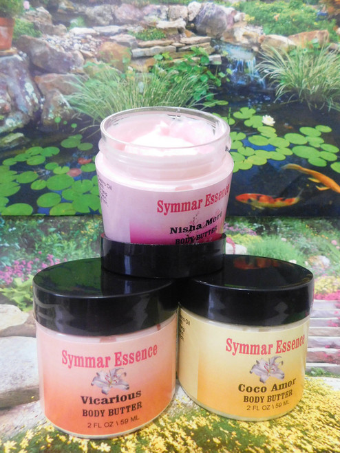 Body Butter 2 oz