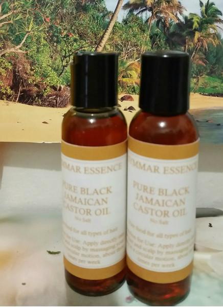 Jamaican Pure Black Castor Oil