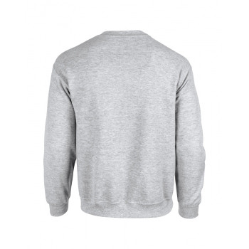 TEAMSYNERGY Grey Premium Cotton Sweatshirt FRONT PRINT ONLY