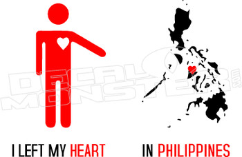 I Left Heart In Philippines