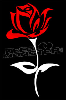Awesome Rose Decal Sticker DM