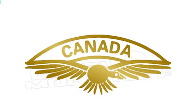 Canada Goose Decal Sticker