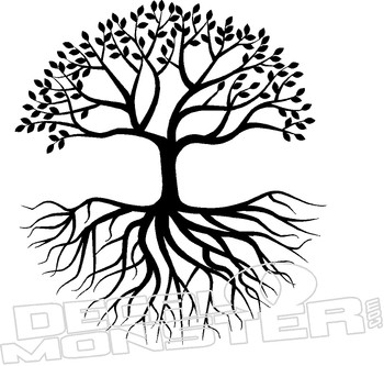 Tree of Life2 Decal3 Sticker