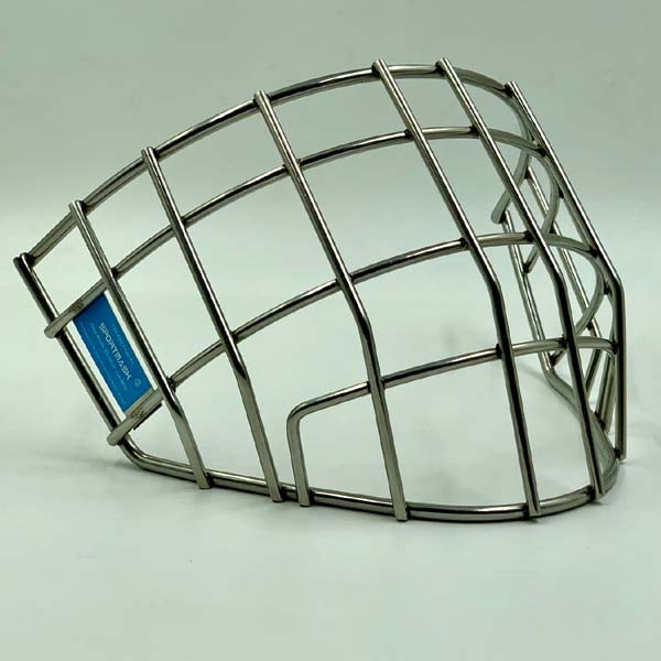 Sportmask Long Cage Certified Straight Bar