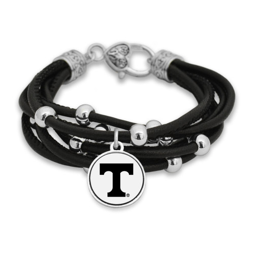 Tennessee Volunteers Lindy Leather Bracelet