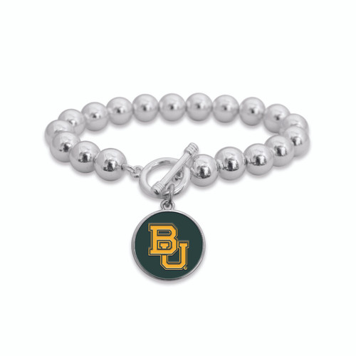 Baylor Bears Society Toggle Bracelet