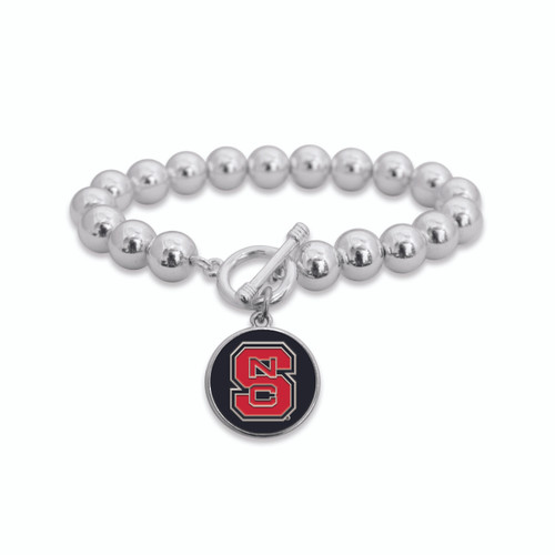 NC State Wolfpack Society Toggle Bracelet