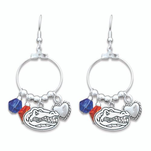 Florida Gators Haute Wire Earrings