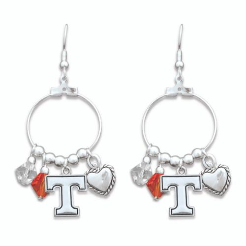 Tennessee Volunteers Haute Wire Earrings