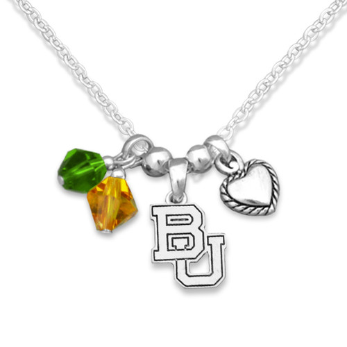 Baylor Bears Haute Wire Necklace