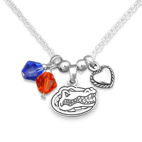 Florida Gators Haute Wire Necklace