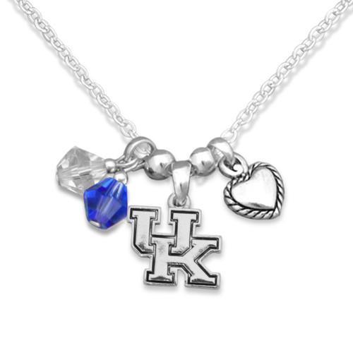 Kentucky Wildcats Haute Wire Necklace