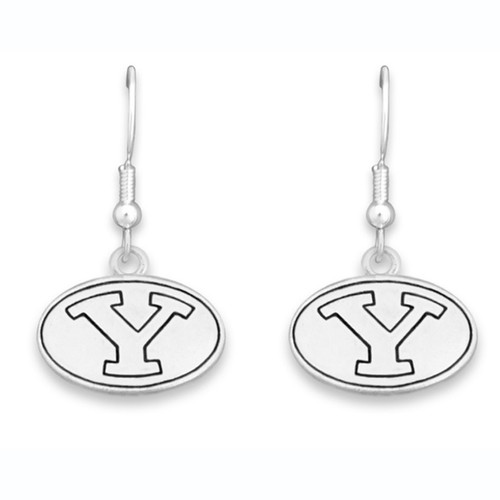 BYU Cougars Trifecta Earrings