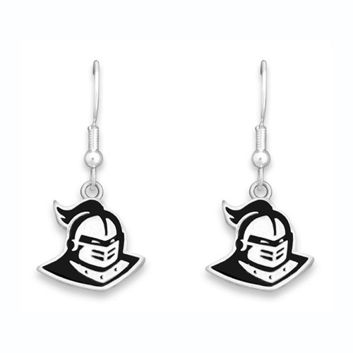 Central Florida Knights Trifecta Earrings