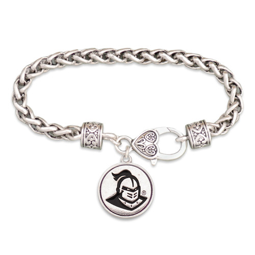 Central Florida Knights Silver Linings Bracelet