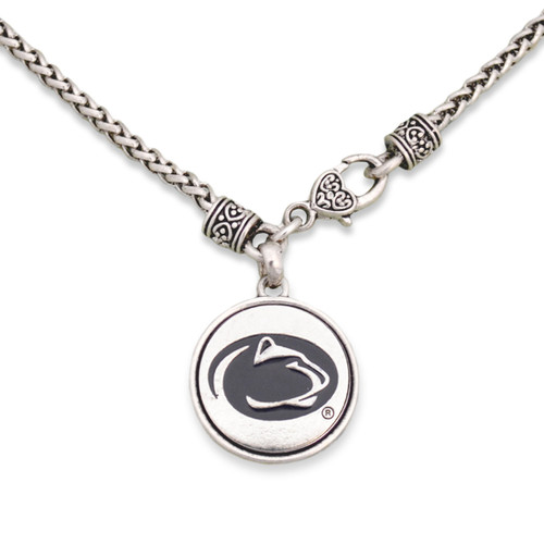 Penn State Nittany Lions Silver Linings Necklace