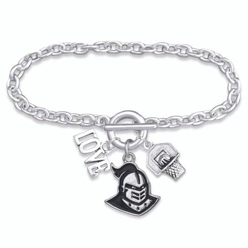 Central Florida Knights Slam Dunk Bracelet-CF56819