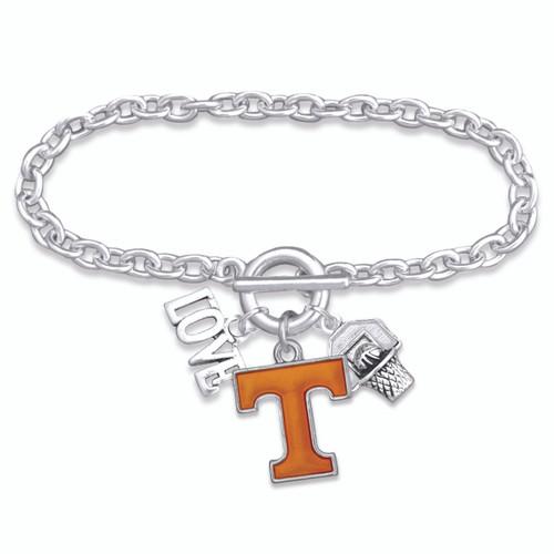 Tennessee Volunteers Bracelet- Slam Dunk- TEN56850