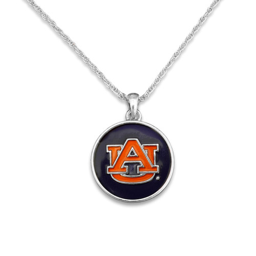 Auburn Tigers Campus Chic Necklace
