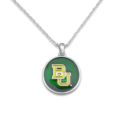 Baylor Bears Campus Chic Necklace