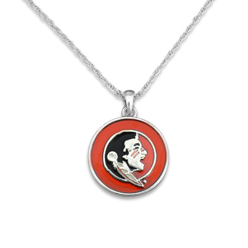 Florida State Seminoles Campus Chic Necklace